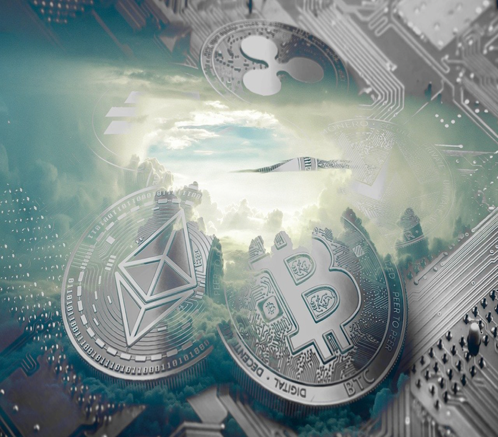 Bitcoin, Ethereum Recovers; Ripple's XRP Falls Further 1
