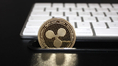XRP Trades 1.36 After Surging by 11 From an 18 Drop Last Week